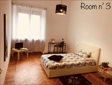 Private room for rent from 08 Mar 2020 (Piazza Piemonte, Milan)
