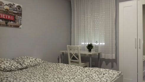 Shared room for rent from 01 Jan 2020 (Calle Tarragona, Getafe)