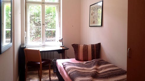 Private room for rent from 01 Dec 2020 (Kantstraße, Berlin)