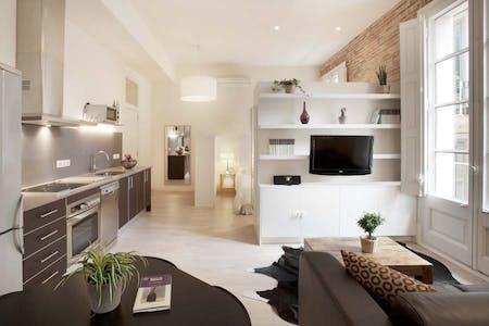 Appartamento in affitto a partire dal 12 Feb 2020 (Carrer del Pi, Barcelona)