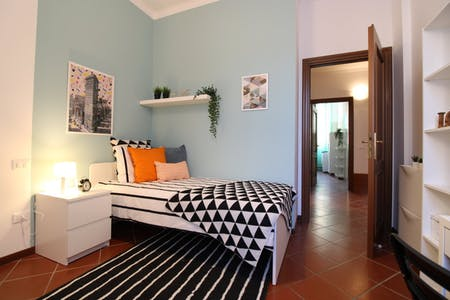 Private room for rent from 01 Jun 2020 (Via Trieste, Brescia)
