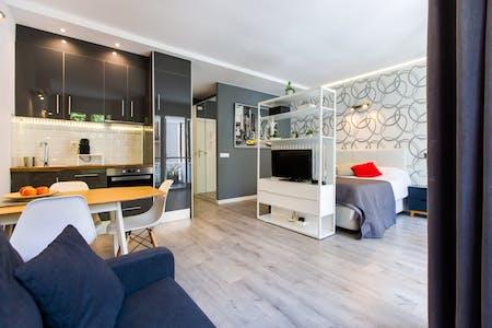 Appartement te huur vanaf 01 okt. 2020 (Carrer de Marià Aguiló, Barcelona)