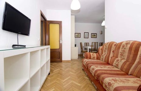 Apartment for rent from 24 Aug 2019 (Calle de Genista, Madrid)