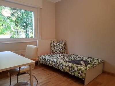 Private room for rent from 01 Oct 2020 (Menzelstraße, Berlin)