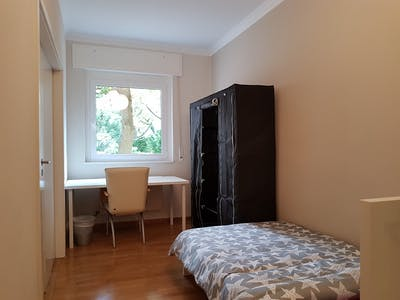 Private room for rent from 02 Sep 2020 (Menzelstraße, Berlin)
