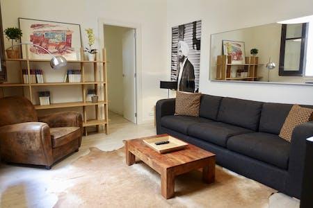Apartamento para alugar desde 31 Oct 2019 (Carrer del Pi, Barcelona)