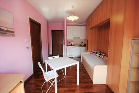 Apartment for rent from 01 May 2020 (Via Tripoli, Turin)