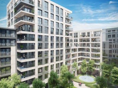 Apartamento de alquiler desde 24 Jun 2019 (Zilverstraat, Brussels)