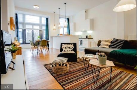 Wohnung zur Miete ab 21 Feb. 2020 (Rue de Livourne, Brussels)