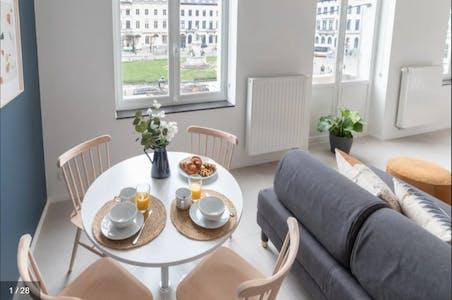 Wohnung zur Miete ab 21 Feb. 2020 (Rue du Luxembourg, Brussels)