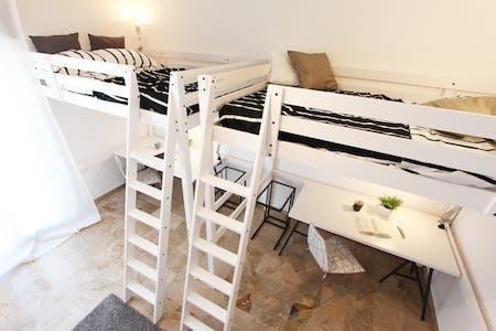 Private room for rent from 01 Sep 2020 (Via Augusto Murri, Venezia)