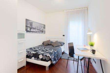 Private room for rent from 01 Oct 2020 (Via Torquato Tasso, Venice)