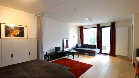 Wohnung zur Miete ab 02 Apr. 2020 (Fabrieksstraat, Brussels)