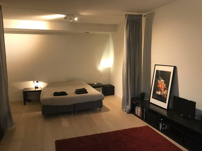 Apartment for rent from 23 Oct 2019 (Fabrieksstraat, Brussels)