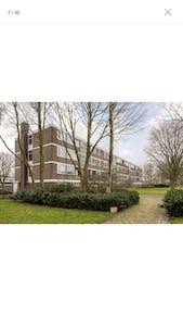 Quarto privado para alugar desde 01 Aug 2019 (Philip Vingboonsstraat, Rotterdam)