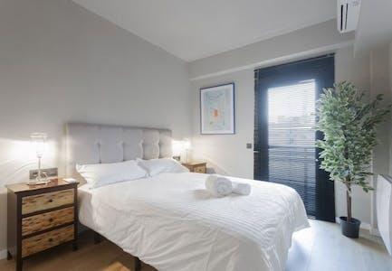 Apartment for rent from 19 Nov 2019 (Calle del General Pardiñas, Madrid)