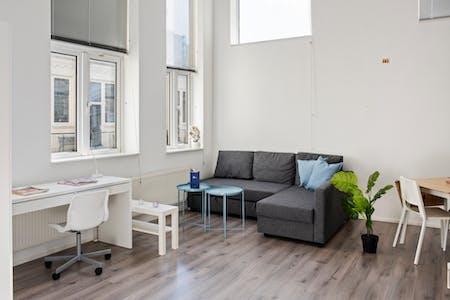 Wohnung zur Miete ab 15 Aug. 2021 (Mauritsstraat, Rotterdam)