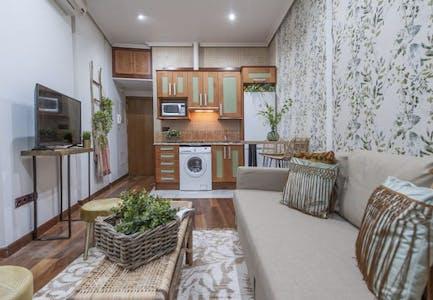 Apartment for rent from 23 Aug 2019 (Calle de las Navas de Tolosa, Madrid)