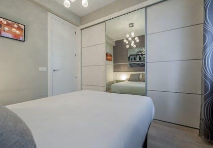 Appartement te huur vanaf 26 feb. 2020 (Paseo de la Castellana, Madrid)