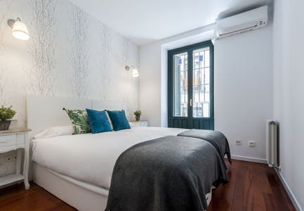 Appartement te huur vanaf 21 Jul 2019 (Calle de los Reyes, Madrid)
