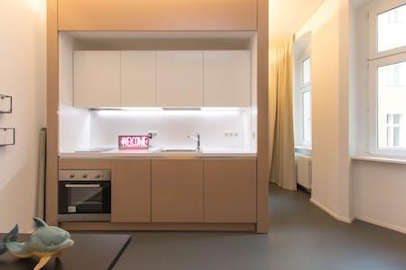 Wohnung zur Miete ab 01 Jan. 2021 (Urbanstraße, Berlin)