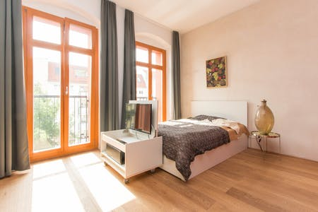 Apartment for rent from 27 Dec 2019 (Thaerstraße, Berlin)