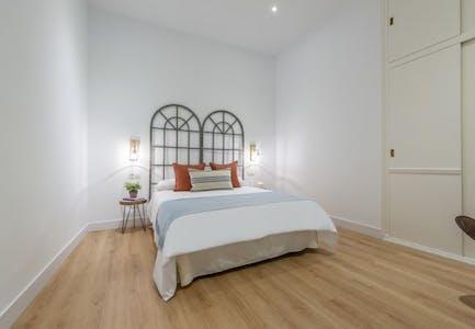 Wohnung zur Miete ab 29 Feb. 2020 (Pasadizo de San Ginés, Madrid)