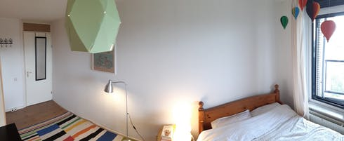 Private room for rent from 01 Jul 2019 (Oostplein, Rotterdam)