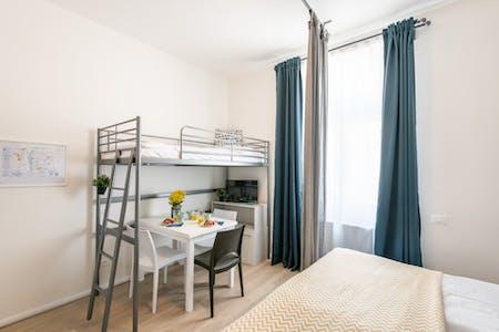 Wohnung zur Miete ab 12 Jan. 2021 (Wenzigova, Prague)