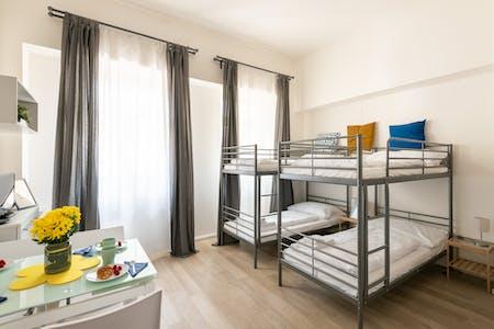 Wohnung zur Miete ab 29 März 2020 (Wenzigova, Prague)
