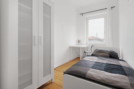 WG-Zimmer zur Miete ab 01 Jan. 2021 (Plönzeile, Berlin)