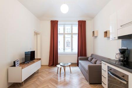 Wohnung zur Miete ab 12 Jan. 2021 (Řehořova, Prague)