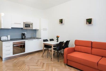 Studio for rent from 21 Jan 2020 (Řehořova, Prague)