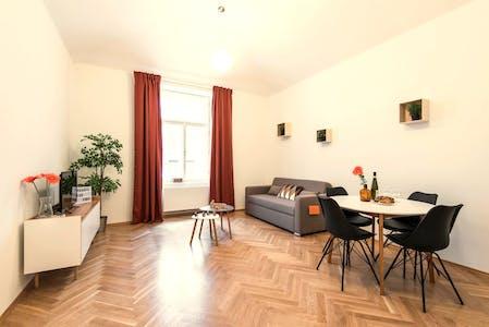 Wohnung zur Miete ab 29 März 2020 (Řehořova, Prague)
