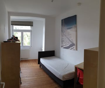 Quarto privado para alugar desde 01 Sep 2020 (Rue de la Procession, Anderlecht)