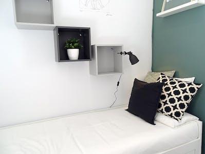 Privé kamer te huur vanaf 01 jun. 2020 (Carrer Gran de Gràcia, Barcelona)