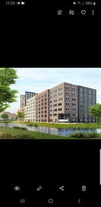 Apartamento para alugar desde 16 Jul 2019 (Deltaweg, Leiden)