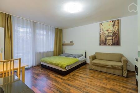 Apartment for rent from 10 Jan 2020 (Spichernstraße, Berlin)