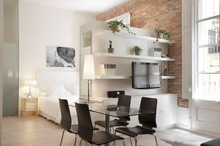 Appartamento in affitto a partire dal 01 Jul 2020 (Carrer del Pi, Barcelona)