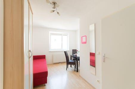 Apartment for rent from 01 Dec 2019 (Wilhelmstraße, Vienna)