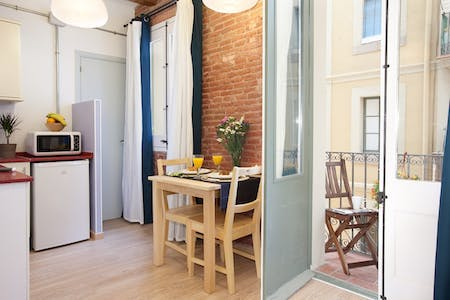 Apartment for rent from 05 Jan 2020 (Carrer de Vinaròs, Barcelona)
