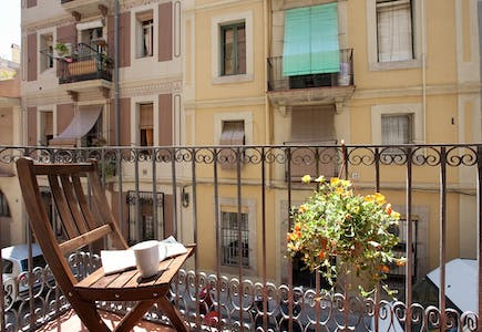 Apartment for rent from 05 Sep 2019 (Carrer de Vinaròs, Barcelona)