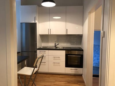 Apartment for rent from 16 Jul 2019 (Eklandagatan, Göteborg)