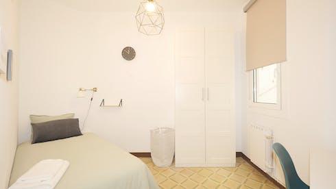 Chambre privée à partir du 01 Nov 2020 (Passeig de Sant Joan, Barcelona)
