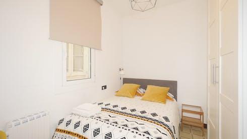 Chambre privée à partir du 01 Jul 2020 (Passeig de Sant Joan, Barcelona)