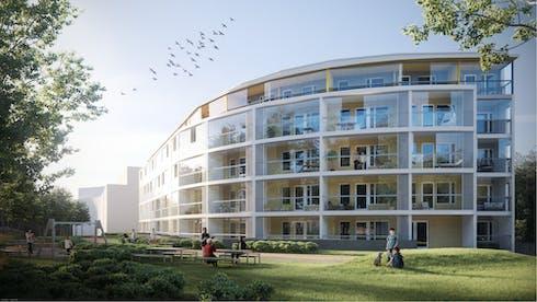 Apartment for rent from 17 Aug 2019 (Linjaloistonkatu, Espoo)