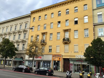 Apartment for rent from 02 Mar 2021 (Landstraßer Hauptstraße, Vienna)