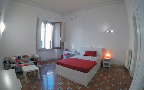 Private room for rent from 01 Oct 2020 (Via Zara, Florence)