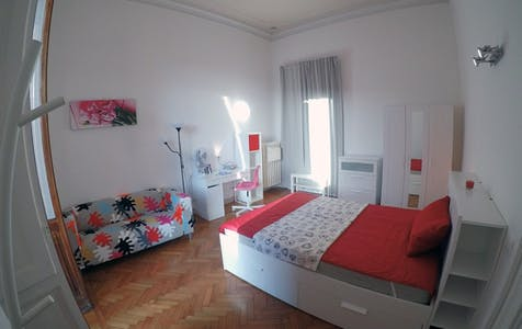 Private room for rent from 01 Aug 2020 (Via Zara, Florence)