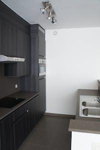 Appartement à partir du 19 janv. 2020 (Quai au Foin, Brussels)